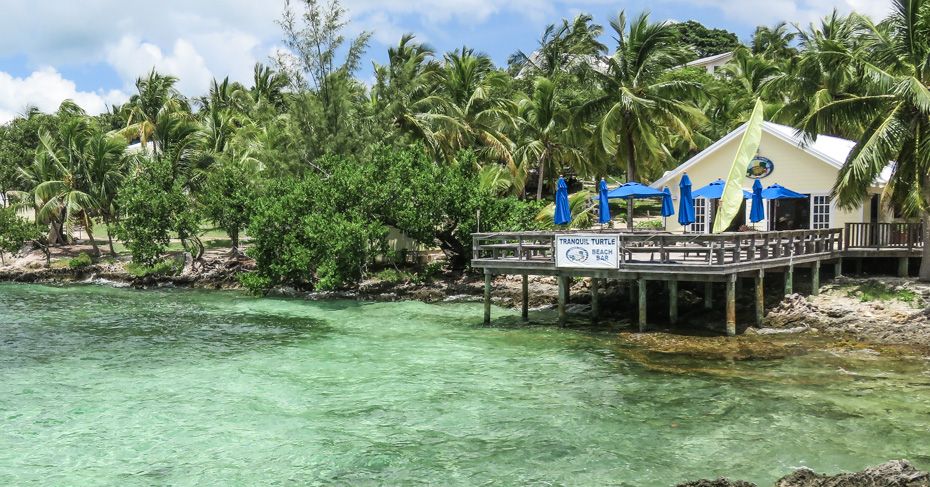 Green Turtle cay Hotels, Bluff House Bahamas. Fly to Green Turtle Cay with Bahamas Air Tours on a Bahamas day trip and Bahamas Island Hopping tours.