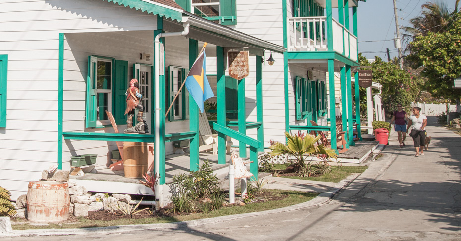 Hope Town Bahamas, the Wyannie Malone Historical Museum on Elbow Cay Bahamas is one of the top things to do on Abaco Bahamas. Copyright Bahamas Ministry of Toursim