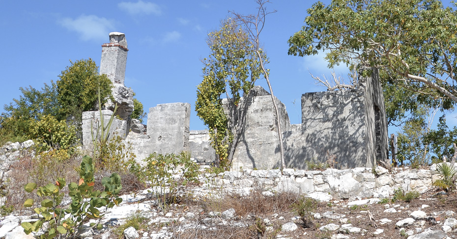 Long Island Bahamas Adderley Plantation ruins. Discover long island on a 3 day cruises from Miami or a private Florida air charters.