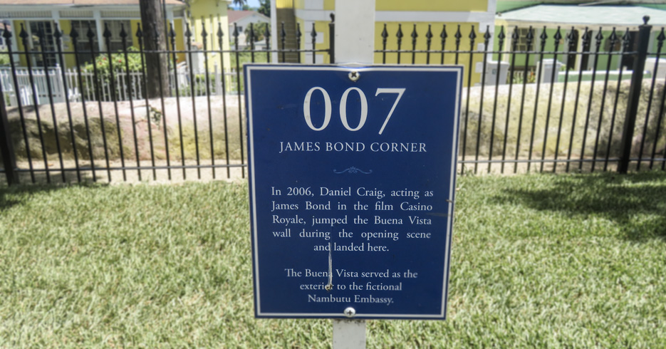 Take a Nassau Rum tour and discover the James Bond Filming location in Nassau Bahamas at the John Watling Distillery on New Providence Island