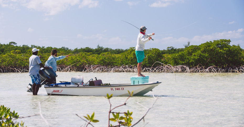 Why the Bahamas has some of the World's best Fishing