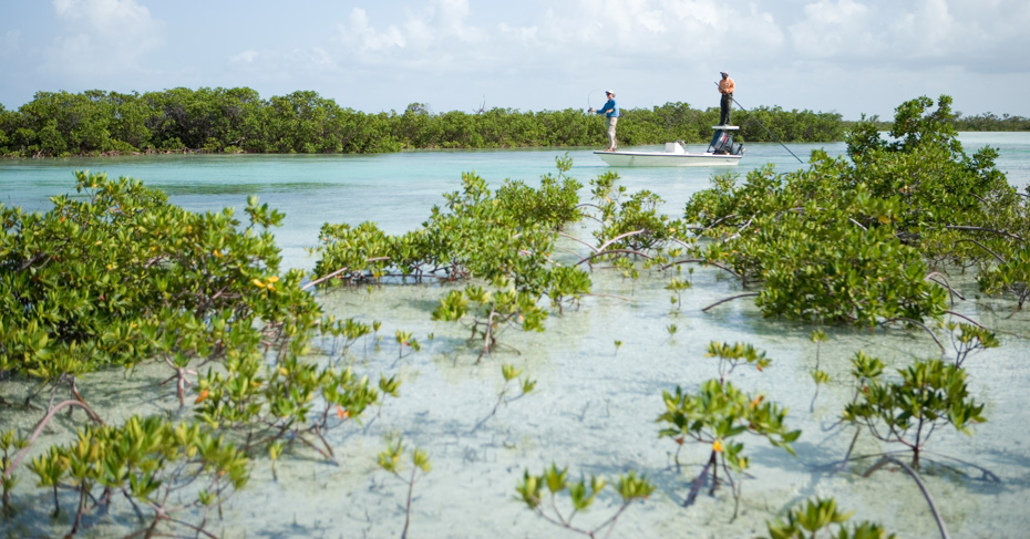 Bonefishing Bahamas Tour Islands the joulter cays. Visit the top Bahamas fihsing locations with private Bahamas Fishing Charters from Bahamas Air Tours