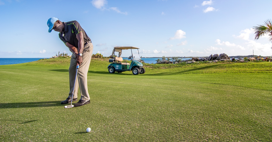 Sandals Emerald Bay Golf Bahamas Golfing in the Exumas, on Great Exuma Island. Discover the best Golf in Bahamas