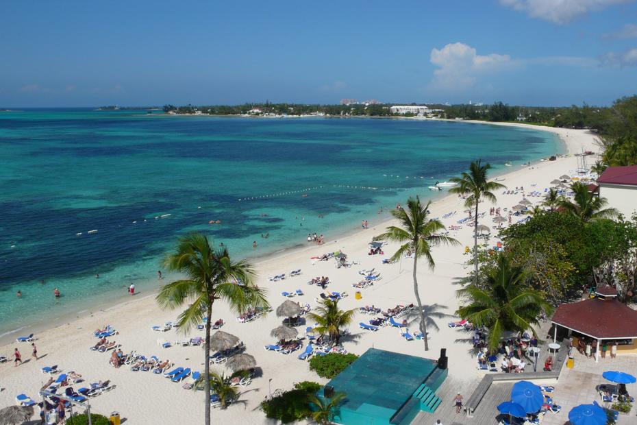 Cable Beach Nassau Bahamas