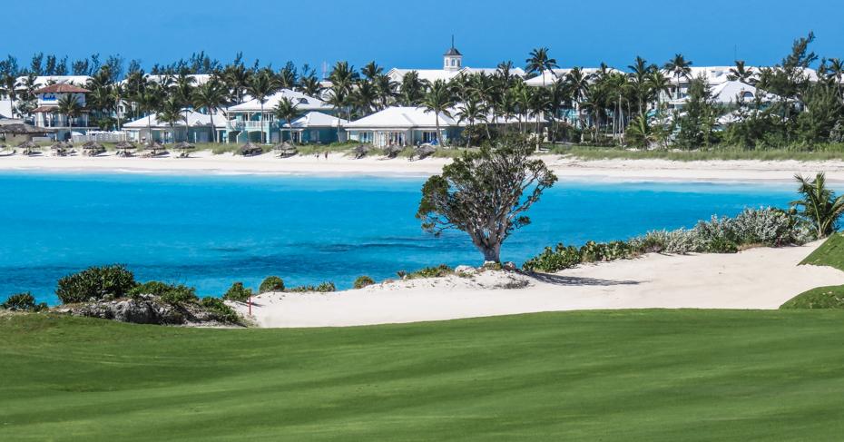 Emerald Bay Bahamas Paradise On Great