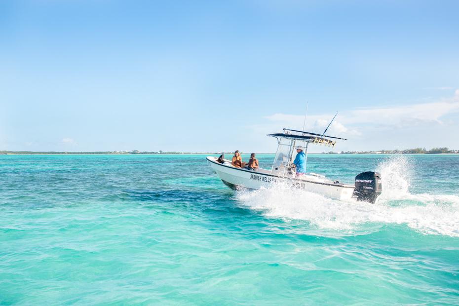 Bahamas Charter Boat to visit Staniel Cay and the Exumas.