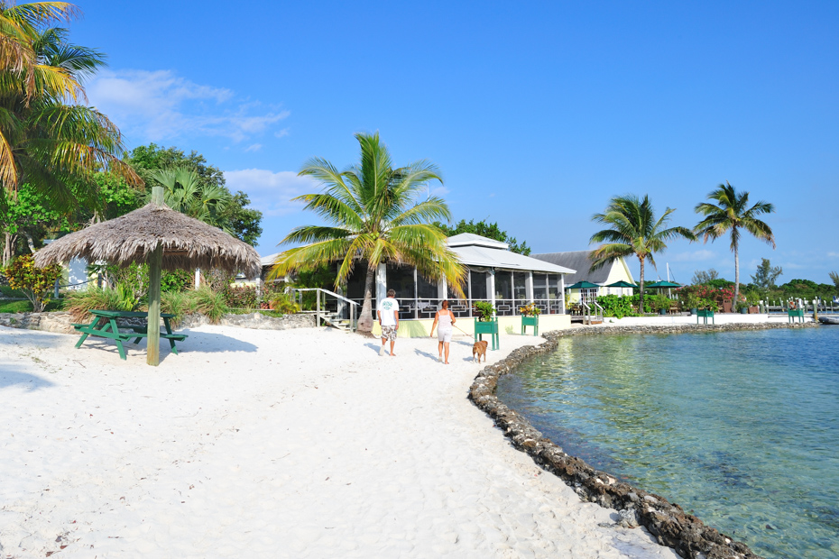 Treasure cay abaco Bahamas and the Green Turtle Club on a Bahamas Day Trip from Florida