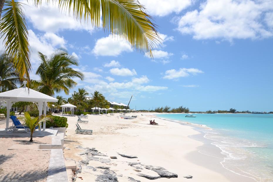 The Best Bahamas Resorts -- Cape Santa Maria Resort on Long Island Bahamas, one of the best beaches in the Bahamas