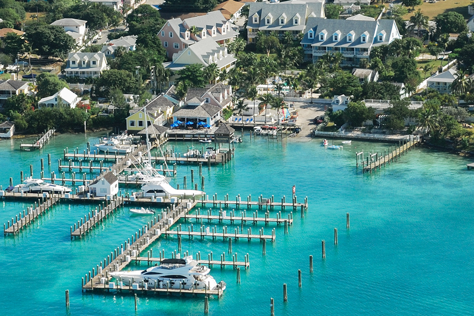 The Best Bahamas Resorts Valentines Resort on Harbour Island Eleuthera in the Bahamas Out Islands