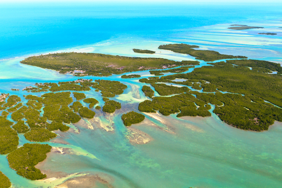 Florida Keys Aerial View. Best Things to do in Florida