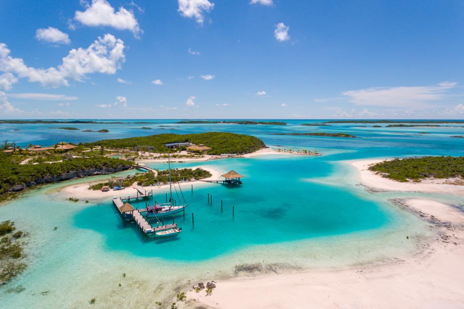 Exuma Cays Bahamas Tours and Bahamas Day Trips from Nassau.