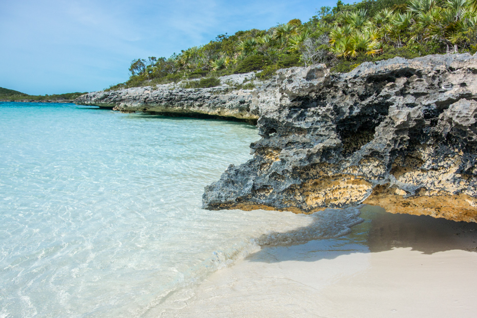 Exuma Cays Land and Sea Park is a tropical oasis