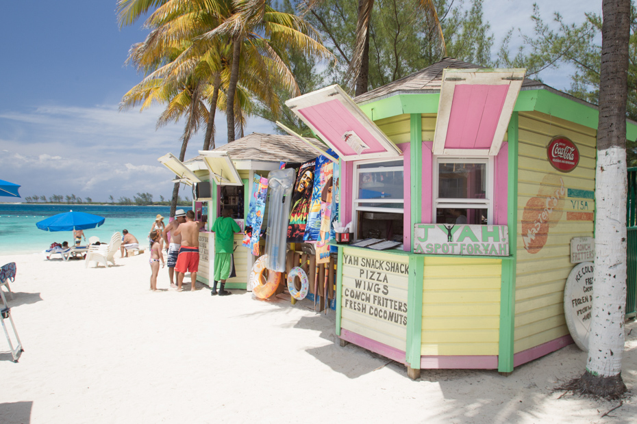Things to do in Nassau Cruise Port Junkanoo Beach. Take a Nassau city tour with Bahamas Air Tours and discover the best self guided walking tour of Nassau old town.