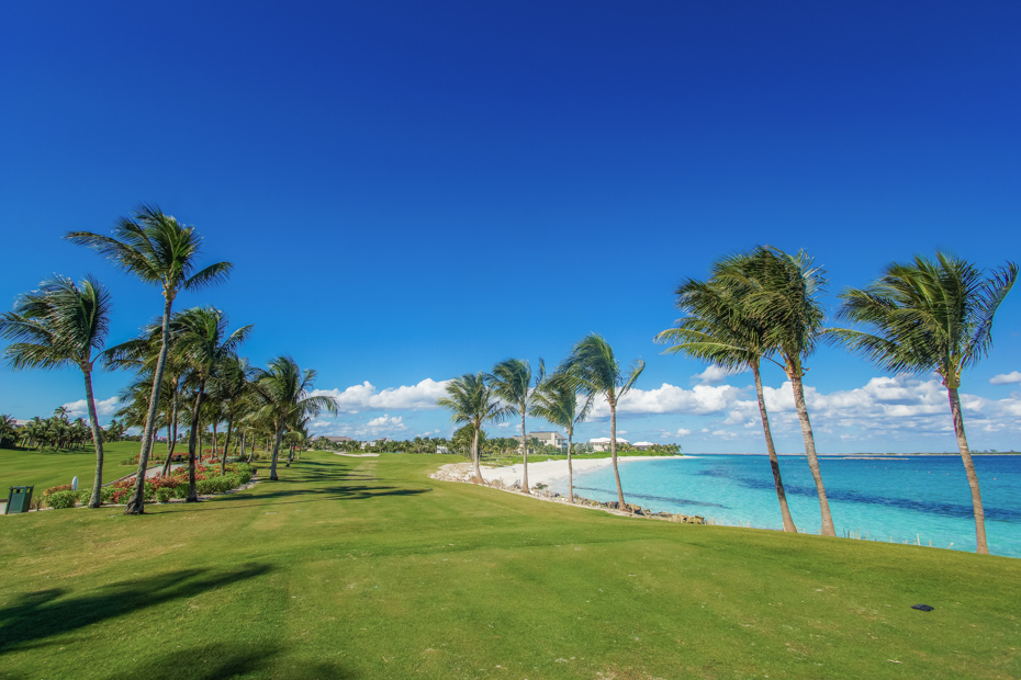 Nassau Paradise Island, The Four Seasons One and only Ocean Club Golf Course
