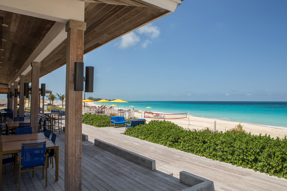 Beach side restaurants and bars are only part of what's waiting. Bimini Sands Resort along a great Bahamas beach is just one example. See all in a day from Florida to Bahamas day trips by plane with Bahamas Air Tours.