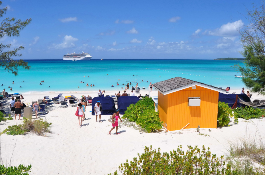 Why You'll Love the Carnival Private Island Half Moon Cay