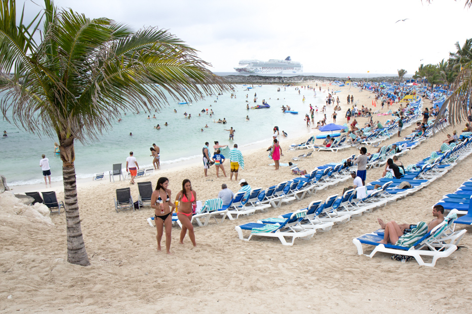 Take a Cococay Bahamas day trip with Bahamas Air Tours. Go Coco Cay snorkeling among other Bahamas activities.