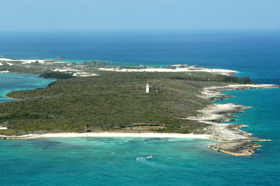 Great Stirrup Cay Bahamas -- an NCL private island. Take a Exuma day trips to Pig Beach on Pig Island to see the Exuma pigs.