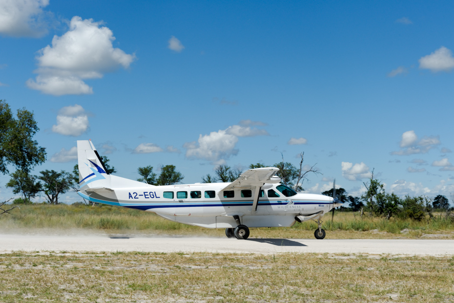 A private Bahamas Air Charter about to take off. Use a charter plane for how to get from Nassau to Exuma excursions on a Bahamas day trip.