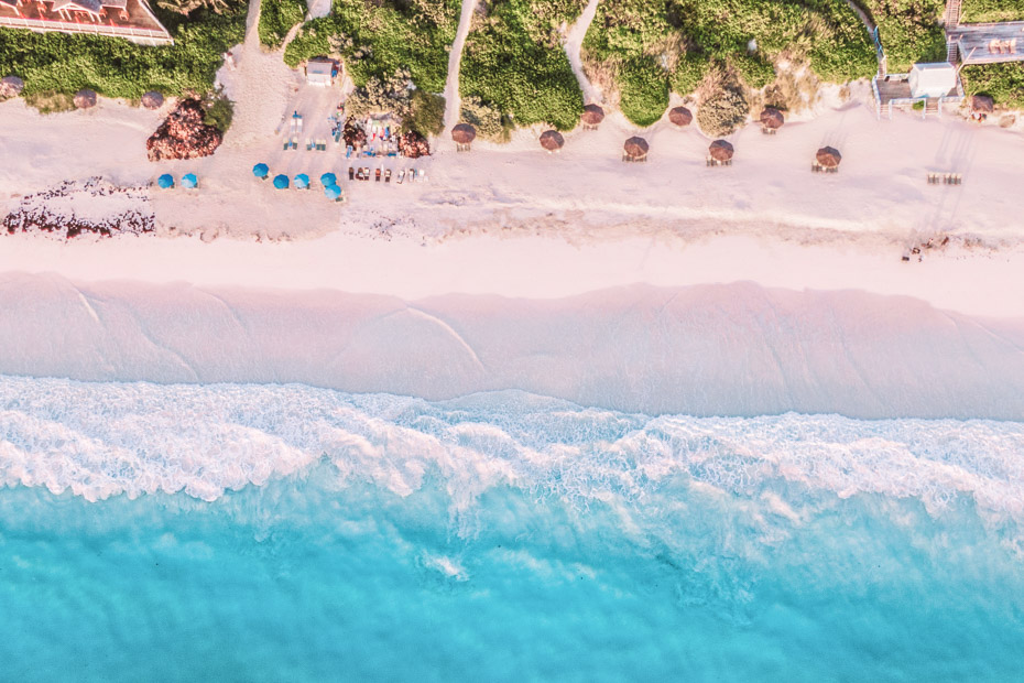 Nassau to Pink Sands Beach Day Trip Harbour Island Bahamas. Spend time relaxing on the Pink Sands Beach with a full beach service on a Harbour Island Day Trip from Nassau.