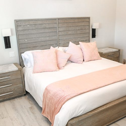 The Staniel Cay Villas have full sized King Beds in their 2 bedroom vilas - making them the perfect Staniel Cay rentals for family bahamas vacations
