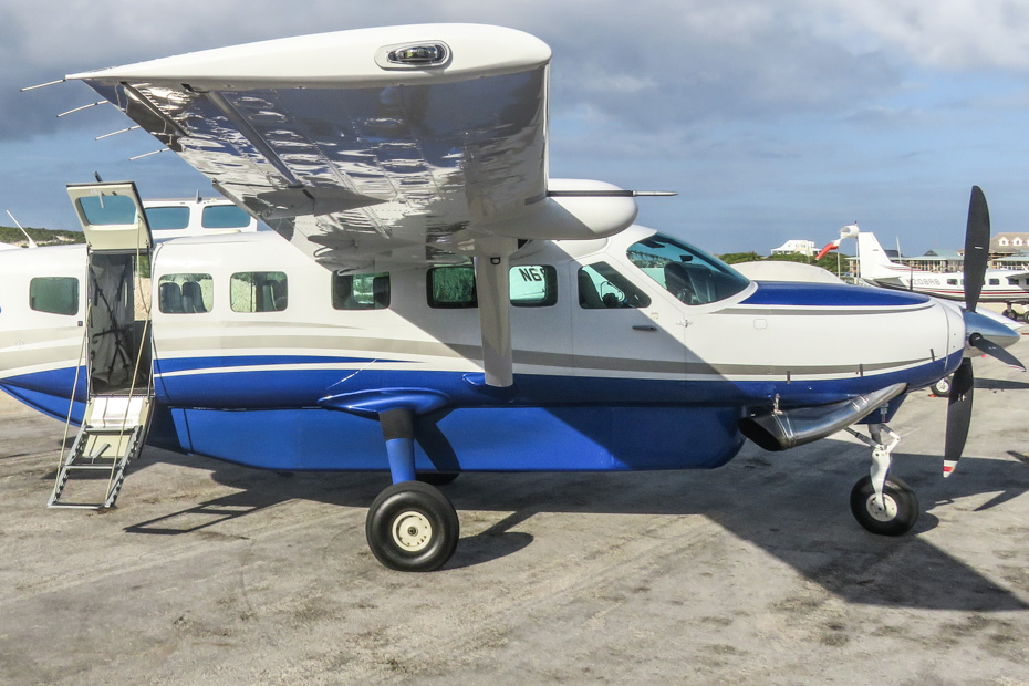 Flights to Great Exuma with Bahamas Air Tours