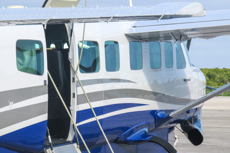 How to get to exuma bahamas? How far is exuma from Nassau? Exuma is only a 30 minute flight away from Nassau Bahamas. Take a Bahamas Private Air Charter flight with Bahamas Air Tours for the best nassau to exuma day trip and exuma tours from nassau by plane.