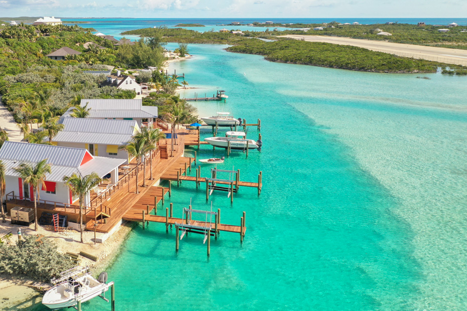 Places to Stay in Exuma Bahamas
