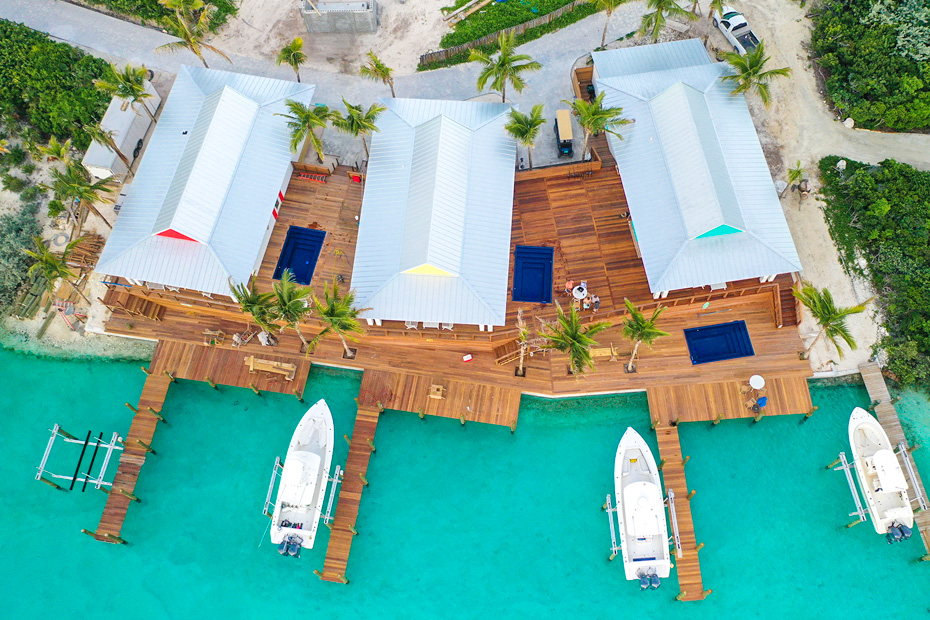 Staniel Cay Resort Water Villas at Lazy Bay Exuma/ Find the best Staniel Cay places to Stay with a Bahamas Vacation with flights from Florida to Staniel Cay exuma with Bahamas air tours.