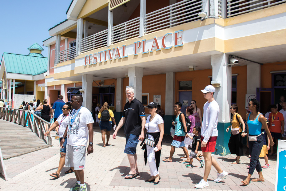 Things to do in nassau bahamas port Festival Place is the Cruise Port terminal at Nassau Cruise Port. From Festival Place there are many things to do in nassau bahamas on a cruise. Take a short walk into downtown Nassau and the old town for many historical sights and museums. Cultural and food walking tours are also a popular choice for looking at what to do in nassau port