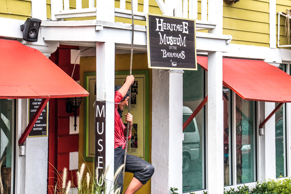 Things to do in nassau bahamas on a cruise to the Heritage Village