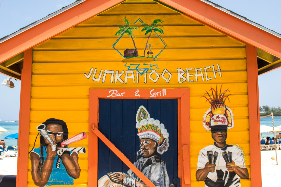 What do do in Nassau Port Junkanoo beach has many top places and things to do in nassau port. Old Town Nassau is a short walk away from Junkanoo beach