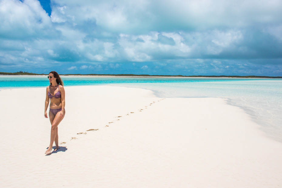 Best place to go in the bahamas is staniel cay and visiting the sand bar at pipe creek. Fly from Florida to Bahamas or from Nassau to Exuma to visit the stunning staniel cay island in the bahamas exuma cays.