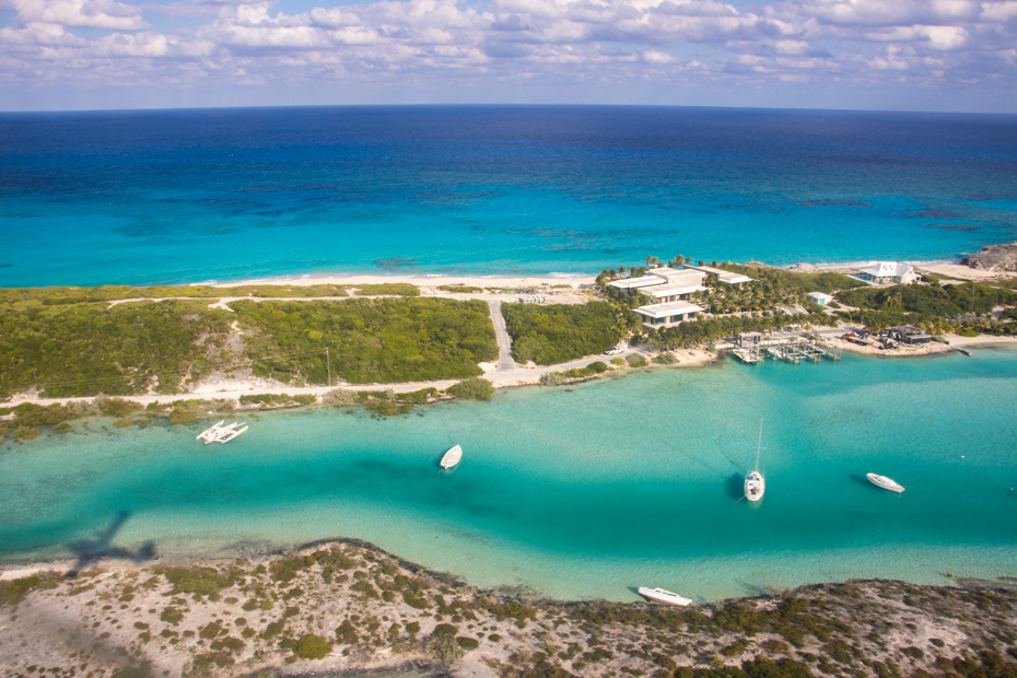 Best Place to go in the Bahamas? Staniel Cay in the Exumas