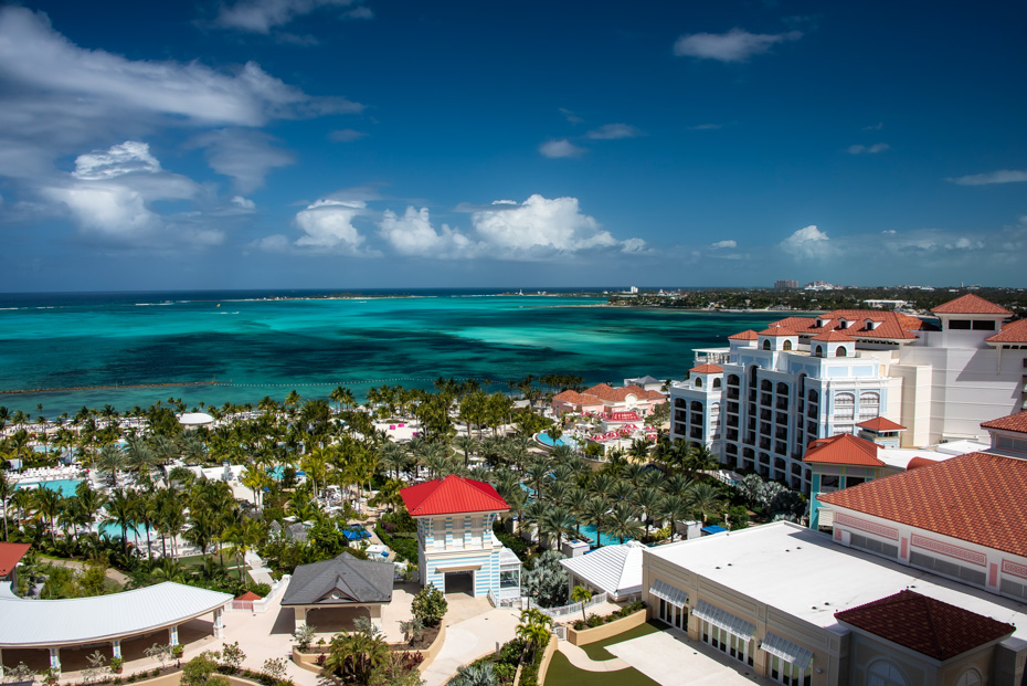 best place to stay in bahamas at Baha Mar resort on Nassau New Providence. Nassau is one of the best island to stay in Bahamas because Nassau has so many things to do, attractions and activities, with many easy connections to Miami, Europe, USA, Exuma.